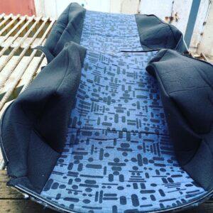 Обивки сидений и поролон
